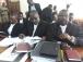 AGE LIMIT; GOV'T LEGAL TEAM SWEATS IN COURT