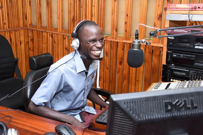 Ben Musanje - Sports Presenter