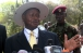 MUSEVENI COMMITTED TO CRASH ASSASSINS.
