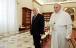 Pope, President Abbas agree on resolving Israel-Palestine conflicts